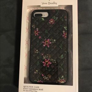 Vera Bradley Quilted Airy Floral iPhone Case